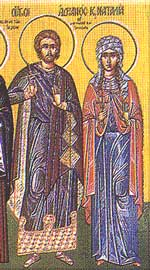 Sts. Hadrian and Natalia