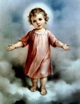 Divine Infant Jesus, reign over my heart!