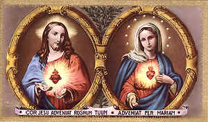 ** Sacred Hearts of Jesus and Mary **