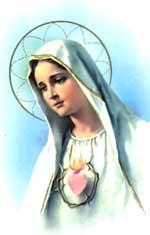 ** Immaculate Heart of Mary **