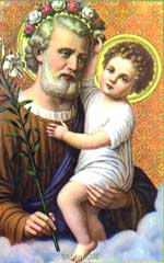 Good St. Joseph, Foster-Father of the Incarnate Word