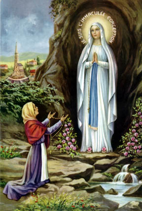 ** Our Lady of Lourdes **