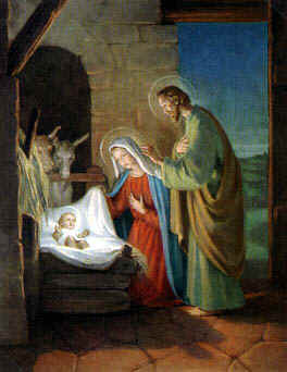 The Nativity of Our Divine Lord