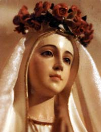 O Mary, Conceived without Sin, Pray for us who have recourse to thee!