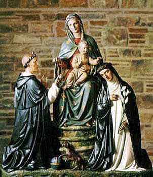 ** Our Lady of the Rosary **