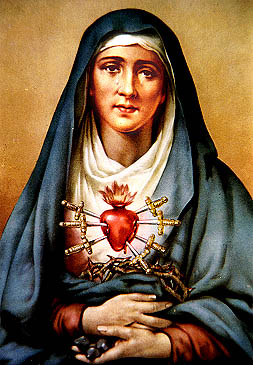 Our Sorrowful Mother of Quito