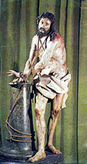 ** Scourged Christ **