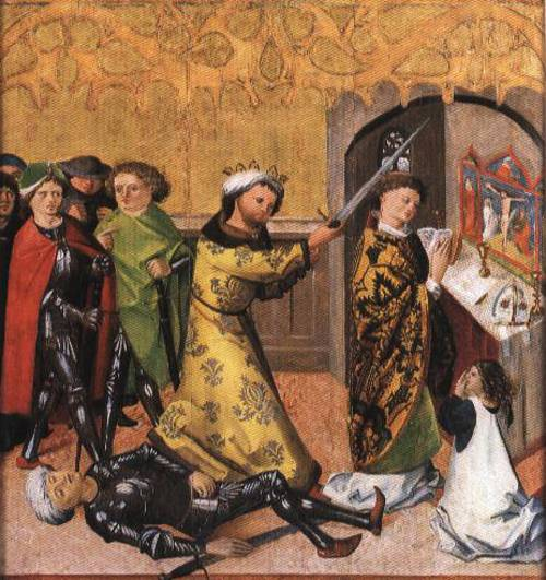 Martyrdom of St. Stanislaus of Cracow