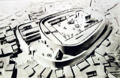 Artist's Conception of Sumerian City